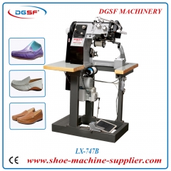 Shoe Sewing Machine for Casual Shoes Moccasin Stitching LX-747B
