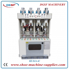 4 cold 4 airbag type counter moulding machine HZ-563-A-4C